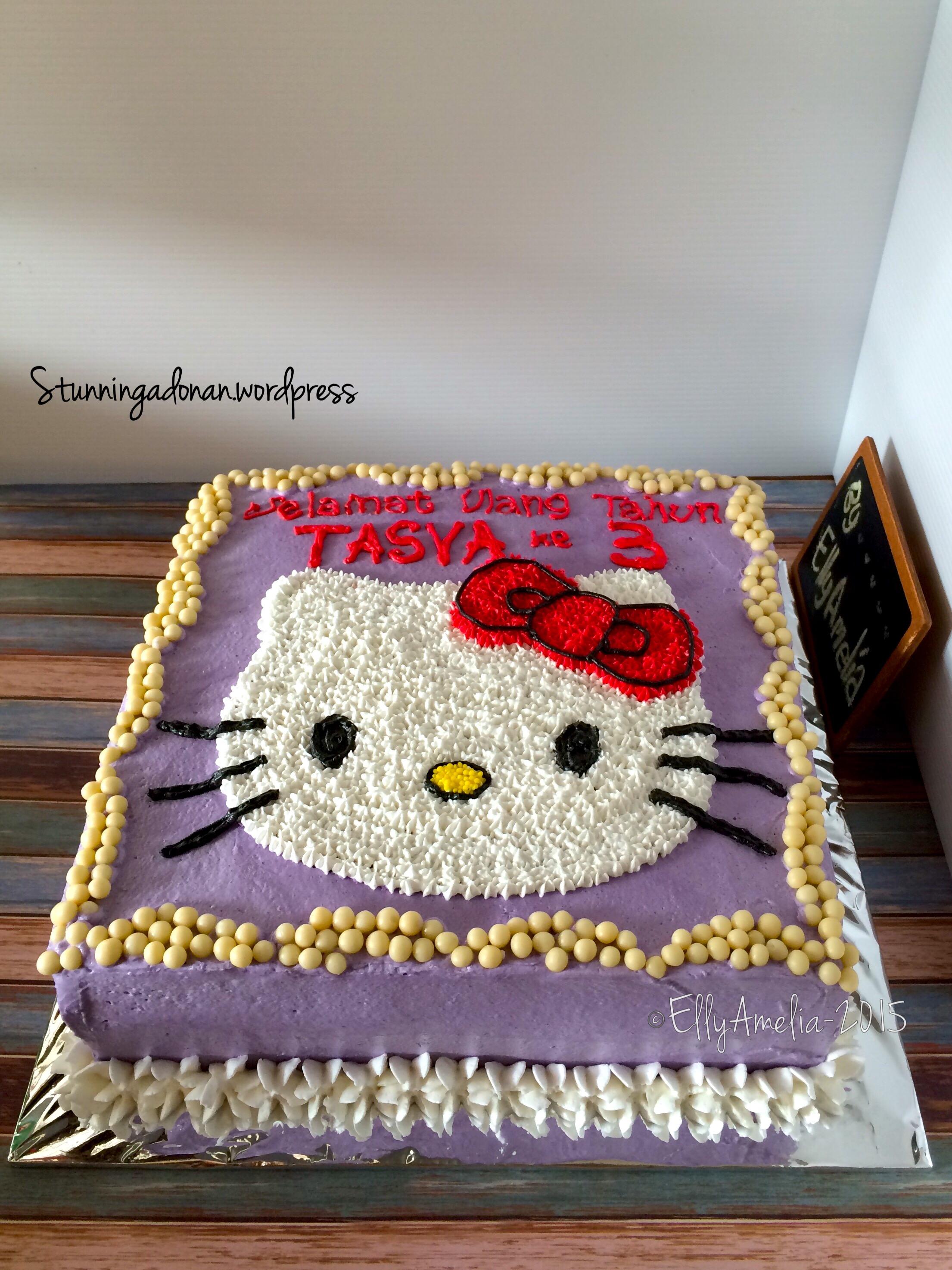 Cake Stunning Adonan